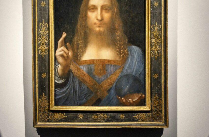 """Dezvăluiri despre """"Salvator Mundi"""", cel mai scump tablou din lume. Pictura de 450 de milioane de dolari nu ar aparține lui da Vinci"""