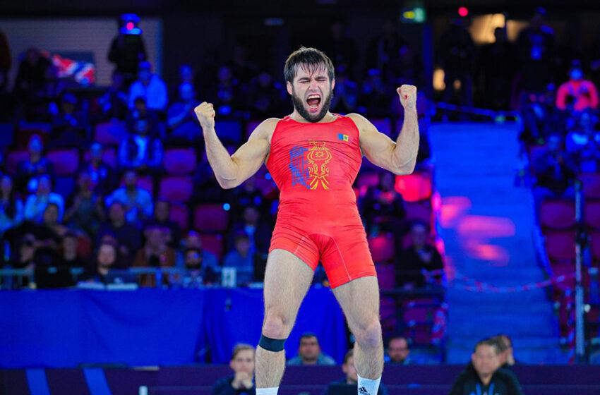 Victor Ciobanu a câștigat aurul la Mondialul de la Oslo!
