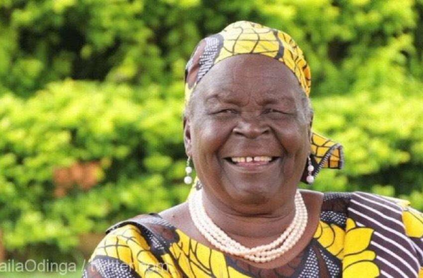 """Doliu în familia fostului președinte american Barack Obama! Sarah Obama, """"bunica"""" politicianului a murit în Kenya la vârsta de 99 de ani"""