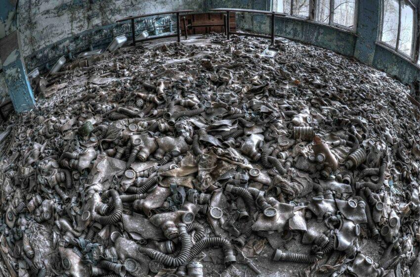 FOTO 35 de ani de la explozia de la Cernobîl, cea mai mare catastrofă nucleară civilă. Cum arată acum zona de excludere