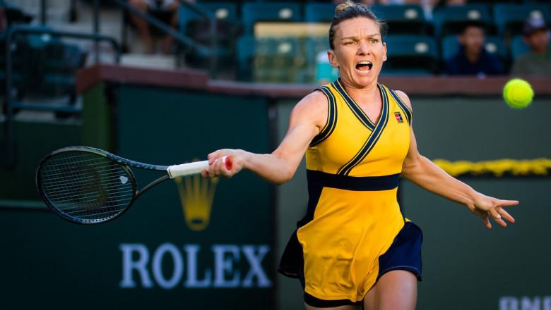 Simona Halep, Sorana Cîrstea și Irina Begu au fost eliminate de la Indian Wells