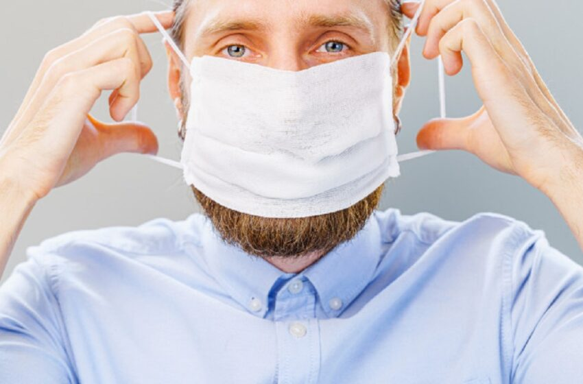Sfaturi pentru persoanele cu barbă: Ce fel de mască trebuie să poarte pentru a se proteja de infectarea cu Covid-19