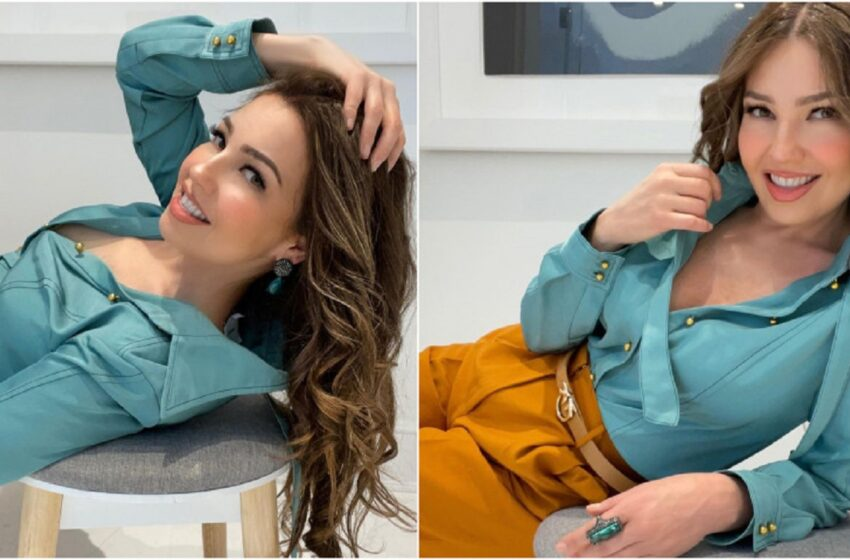 Thalia, în topul 31 femei de succes. Cât de spectaculos arată actrița la 49 de ani