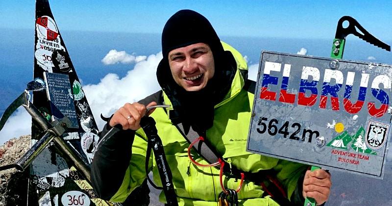 """Rustam Nabiev, primul alpinist fără picioare care a escaladat Himalaya """"Am deschis o nouă pagină"""""""