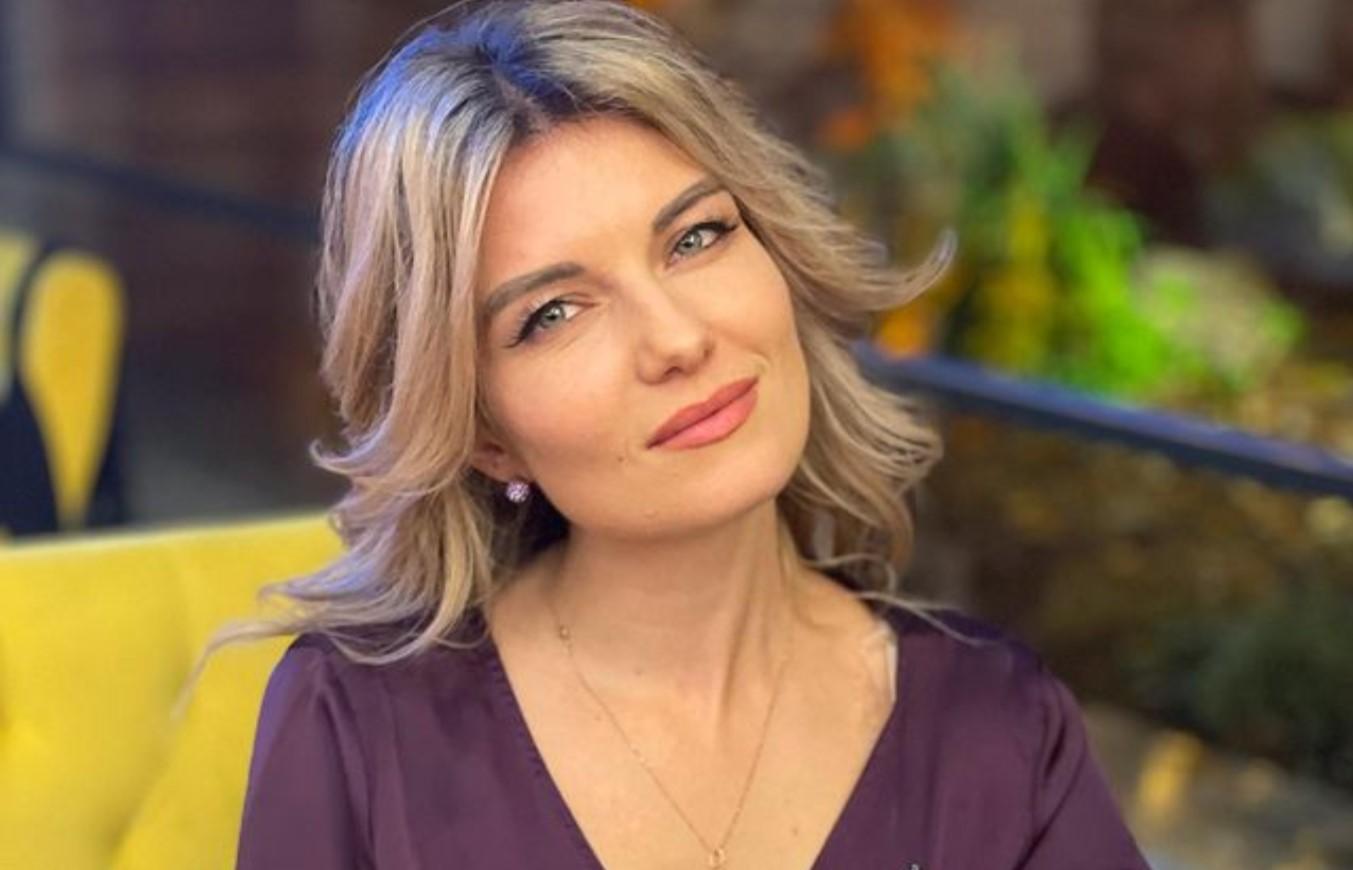 (foto) Mariana Mihăilă, în rochie de mireasă: Fericită că mă mărit