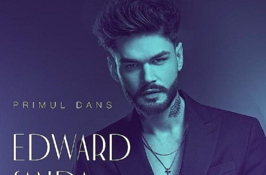 """(Video) """"Primul dans""""! Edward Sanda a lansat un nou single """"cosmic"""": Vezi cum sună"""