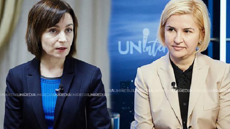 (video) 10 luni de tăcere între Irina Vlah și Maia Sandu: A spus o minciună când a venit în Găgăuzia. Trebuie să unească țara, nu să o împartă în oameni buni și nebuni