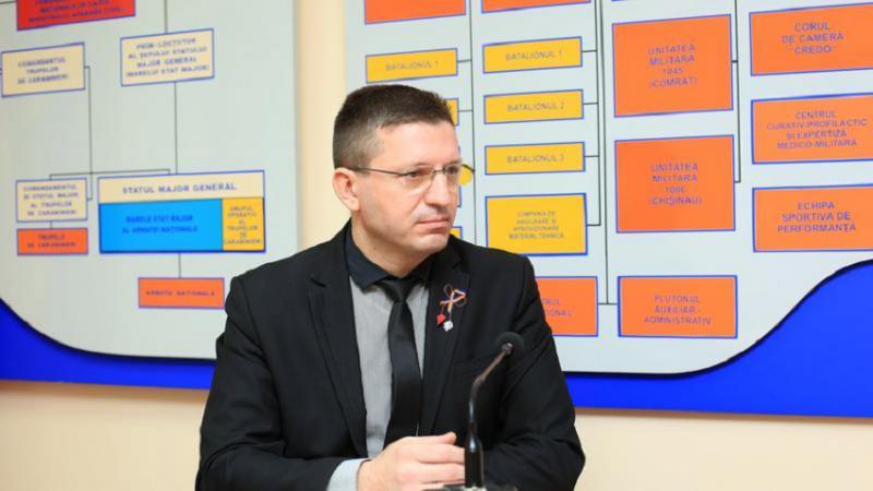 Ultima oră! Șeful PCCOCS, Ion Caracuian, a demisionat