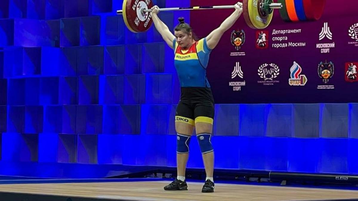 Elena Cîlcic a cucerit trei medalii la Europenele de la Moscova
