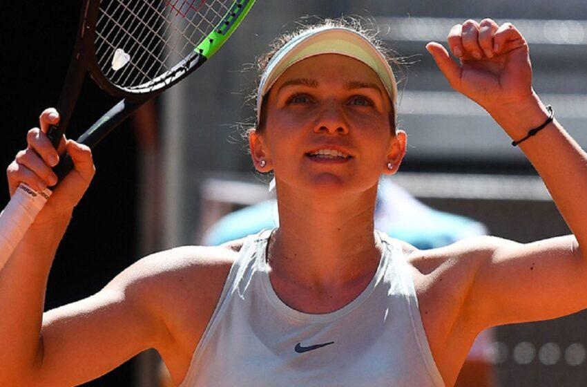 Simona Halep s-a calificat în optimile turneului de la Madrid