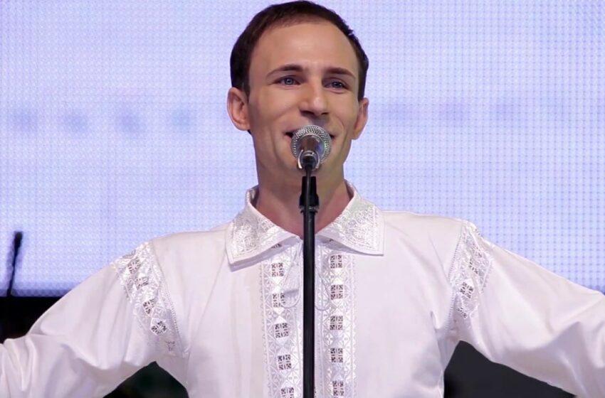 (FOTO) Vezi ce tort a primit interpretul de muzică populară Ion Paladi, de ziua sa