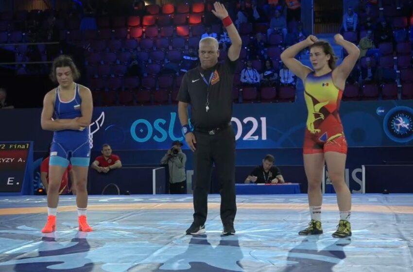 Sportivele Irina Rîngaci și Iulia Leorda s-au calificat în finala Campionatului Mondial, de la Oslo