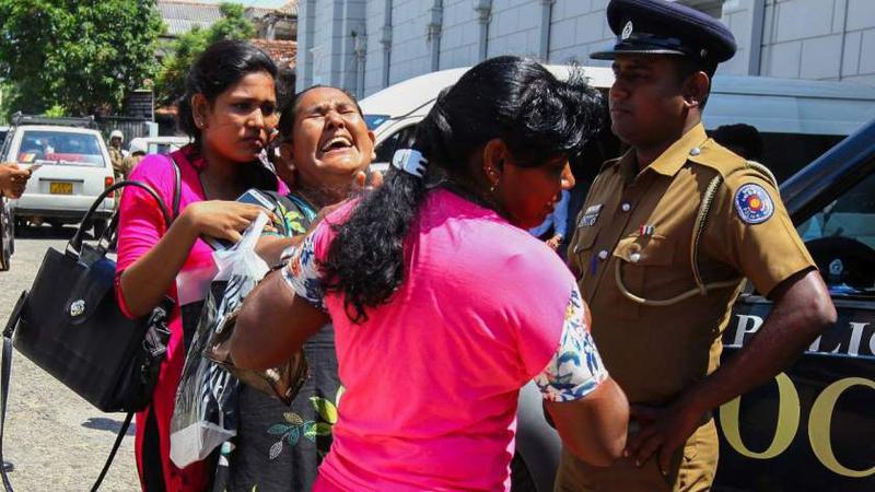 Atacul Din Noua Zeelanda: Atentatele Din Sri Lanka, Răzbunare Pentru Atacul Din Noua