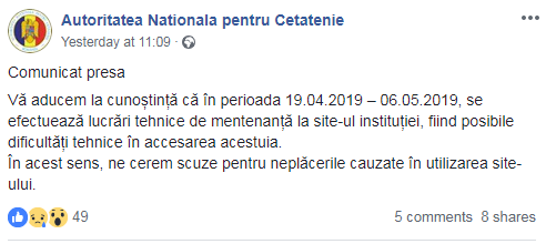 cetatenie just ro