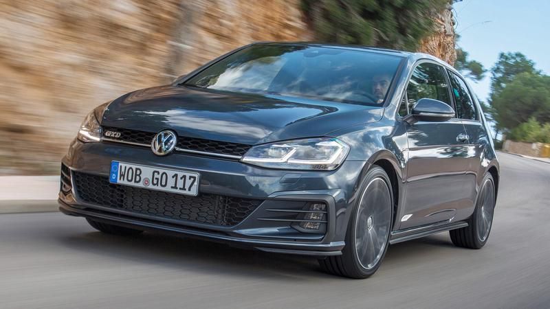 update) The introduction of the new VW Golf 8 has been