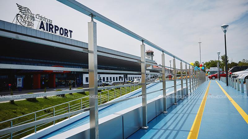 Аэропорт Кишинева был продан компании, принадлежащей семье Ротшильдов