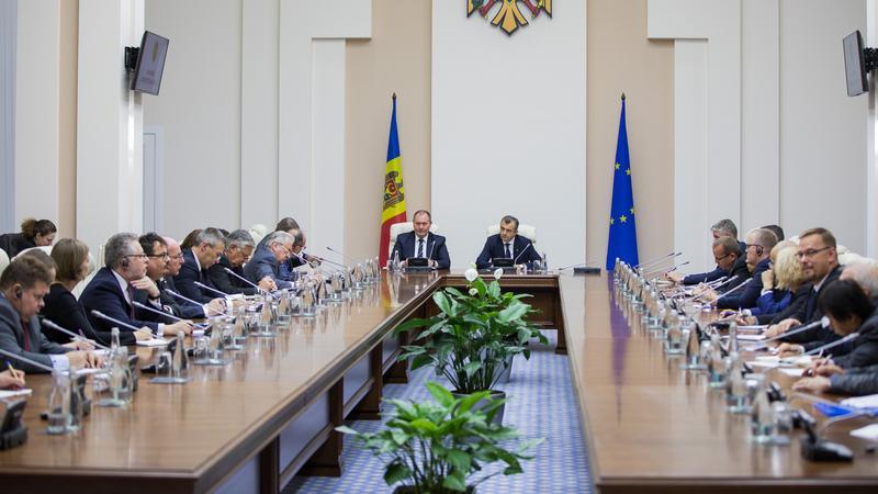 Новое правительство Молдовы